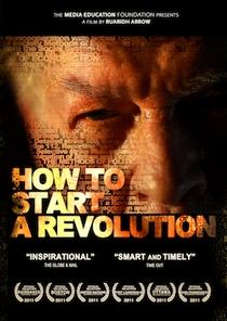 Como Iniciar Uma Revolução - Poster / Capa / Cartaz - Oficial 2
