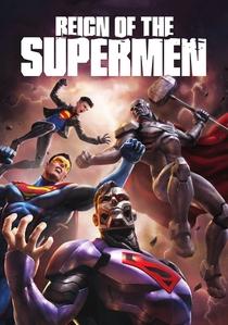 Reino do Superman - Poster / Capa / Cartaz - Oficial 1