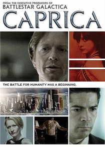 Caprica - Poster / Capa / Cartaz - Oficial 2