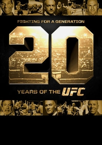 Fighting for a Generation: 20 Years of the UFC - Poster / Capa / Cartaz - Oficial 1
