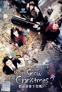 Will it Snow for Christmas? - Poster / Capa / Cartaz - Oficial 6