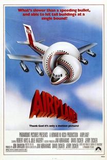 Apertem os Cintos... O Piloto Sumiu - Poster / Capa / Cartaz - Oficial 5