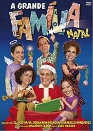 A Grande Família - Natal - Poster / Capa / Cartaz - Oficial 1