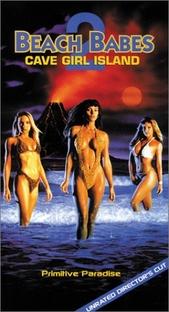 Beach Babes 2: Cave Girl Island - Poster / Capa / Cartaz - Oficial 1