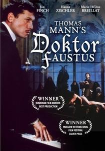 Doutor Fausto - Poster / Capa / Cartaz - Oficial 1