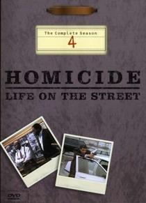 Homicídio (4ª Temporada) - Poster / Capa / Cartaz - Oficial 2