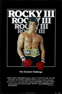 Rocky III - O Desafio Supremo - Poster / Capa / Cartaz - Oficial 1