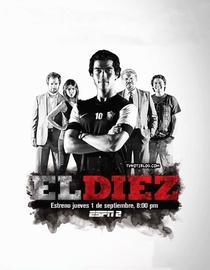 El Diez (1ª Temporada) - Poster / Capa / Cartaz - Oficial 1