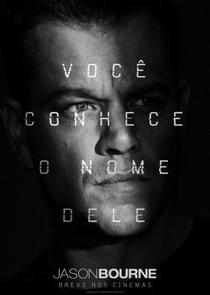 Jason Bourne - Poster / Capa / Cartaz - Oficial 5
