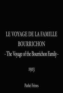Le voyage de la famille Bourrichon  - Poster / Capa / Cartaz - Oficial 1