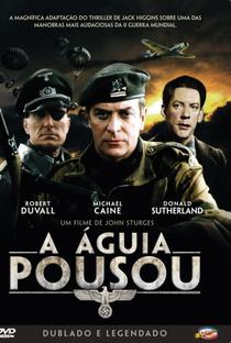 A Águia Pousou - Poster / Capa / Cartaz - Oficial 7