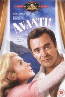 Avanti... Amantes à Italiana - Poster / Capa / Cartaz - Oficial 1