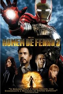 Homem de Ferro 2 - Poster / Capa / Cartaz - Oficial 4