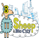 Sheep na cidade grande (Sheep in the big city)