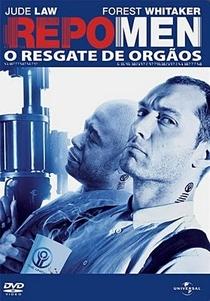 Repo Men: O Resgate de Órgãos - Poster / Capa / Cartaz - Oficial 2