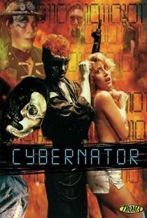 Cybernator - O Esquadrão de Extermínio - Poster / Capa / Cartaz - Oficial 1