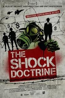 A Doutrina de Choque - Poster / Capa / Cartaz - Oficial 1