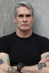 Henry Rollins - Poster / Capa / Cartaz - Oficial 1