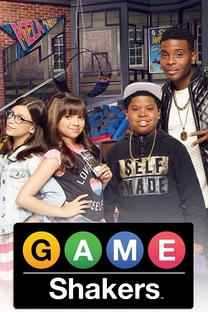 Game Shakers - Poster / Capa / Cartaz - Oficial 1