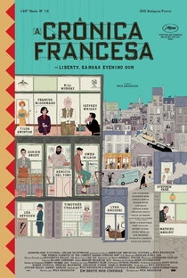 A Crônica Francesa - Poster / Capa / Cartaz - Oficial 3