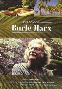 Expedições Burle Marx - Poster / Capa / Cartaz - Oficial 1