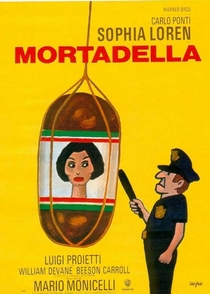 La Mortadella - Poster / Capa / Cartaz - Oficial 1