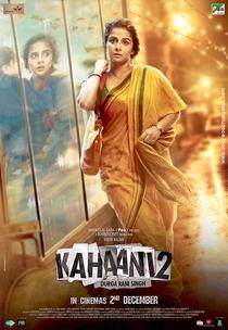 Kahaani 2 - Poster / Capa / Cartaz - Oficial 3