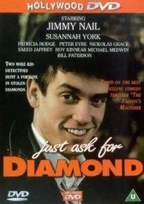 Um Caso Para Diamond - Poster / Capa / Cartaz - Oficial 1