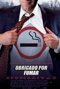 Obrigado por Fumar - Poster / Capa / Cartaz - Oficial 4