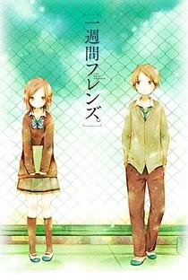 Isshuukan Friends. - Poster / Capa / Cartaz - Oficial 4