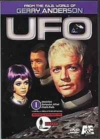 UFO (Série Inglesa - 1970) - Poster / Capa / Cartaz - Oficial 1
