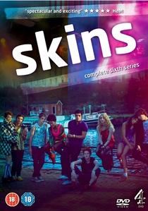 Skins - Juventude à Flor da Pele (6ª Temporada) - Poster / Capa / Cartaz - Oficial 1