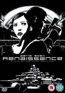 Renaissance - Poster / Capa / Cartaz - Oficial 4