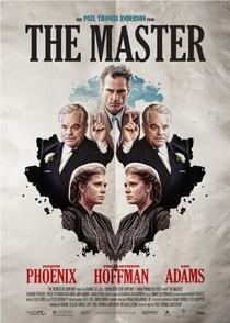 O Mestre - Poster / Capa / Cartaz - Oficial 3