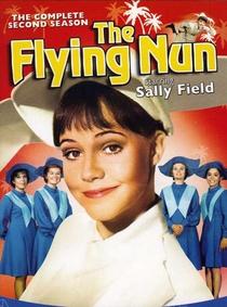 A Noviça Voadora (1ª Temporada) - Poster / Capa / Cartaz - Oficial 1