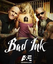 Bad Ink (1ª Temporada)  - Poster / Capa / Cartaz - Oficial 1