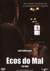 Ecos do Mal - Poster / Capa / Cartaz - Oficial 5