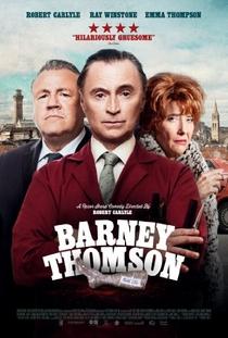 A Lenda De Barney Thomson - Poster / Capa / Cartaz - Oficial 2
