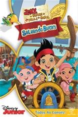 Jake e os Piratas da Terra do Nunca - Salvando Bucky - Poster / Capa / Cartaz - Oficial 1