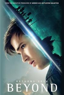 Beyond (2ª Temporada) - Poster / Capa / Cartaz - Oficial 1