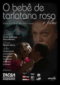 O Bebê de Tarlatana Rosa - O filme - Poster / Capa / Cartaz - Oficial 2