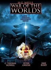 H.G. Wells - Guerra dos Mundos  - Poster / Capa / Cartaz - Oficial 1