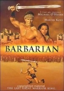 Barbarian - O Último Grande Guerreiro - Poster / Capa / Cartaz - Oficial 1