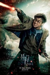 Harry Potter e as Relíquias da Morte - Parte 2 - Poster / Capa / Cartaz - Oficial 5