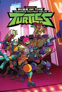 O Despertar das Tartarugas Ninja - Poster / Capa / Cartaz - Oficial 4