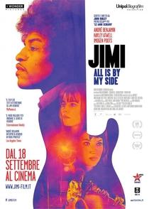 Jimi: Tudo a Meu Favor - Poster / Capa / Cartaz - Oficial 2