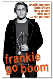 Frankie No Limite - Poster / Capa / Cartaz - Oficial 3