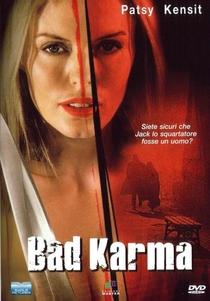 Karma Assassino - Poster / Capa / Cartaz - Oficial 5