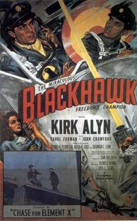 O Falcão Negro - Poster / Capa / Cartaz - Oficial 1