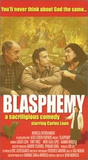 Blasfêmia - Poster / Capa / Cartaz - Oficial 1